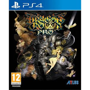JEU PS4 Dragon's Crown Pro: Edition Battle-Hardener Jeu PS