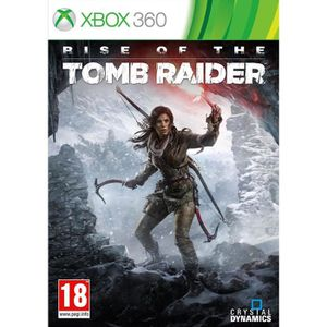 JEUX XBOX 360 Rise of The Tomb Raider Jeu Xbox 360