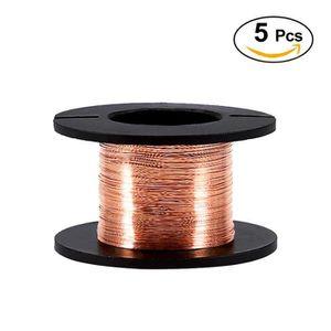 au choix Fil de cuivre émaillé bobine de 100g vernis isolé diam