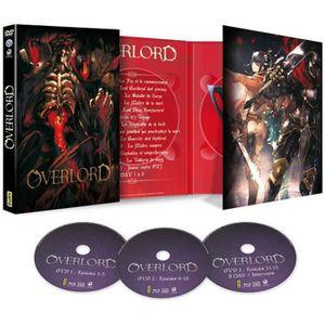 DVD MANGA Overlord - Intégrale (Série TV + 8 OAV) - Coffret