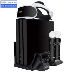CHARGEUR CONSOLE Letouch Support de charge,Playstation PS VR Casque