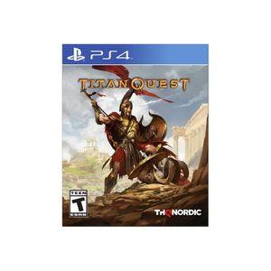 JEU PS4 Titan Quest PlayStation 4 Multilingue