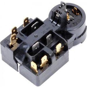 PIÈCE APPAREIL FROID  relais de démarrage+klixon - Réfrigérateur, congél
