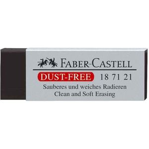GOMME FABER-CASTELL Gomme Dust Free - Noir