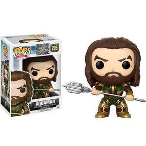 FIGURINE - PERSONNAGE Figurine Funko Pop! Justice League : Aquaman