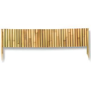BORDURE Bordure flexible en bambou BAMBOO BORDER