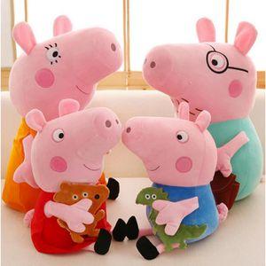Neuf PeppaPig Peluches poupée Toy Peppa George Enfants cadeaux Jouets 20cm-40cm