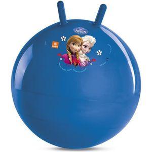 BALLON - BÂTON SAUTEUR LA REINE DES NEIGES - Ballon sauteur - Disney - Je