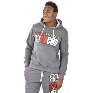 SWEATSHIRT Sweat YMCMB Rich Gang anthracite