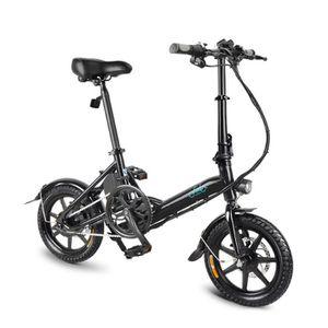 VÉLO ASSISTANCE ÉLEC Vélo électrique 10-20 km-h 7.8Ah 250W 14 pouces ca