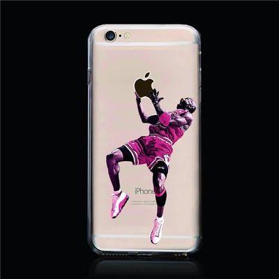 coque iphone 8 basketball dunk
