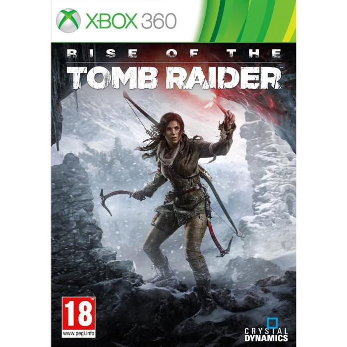 jeux pc video console hits tomb raider v
