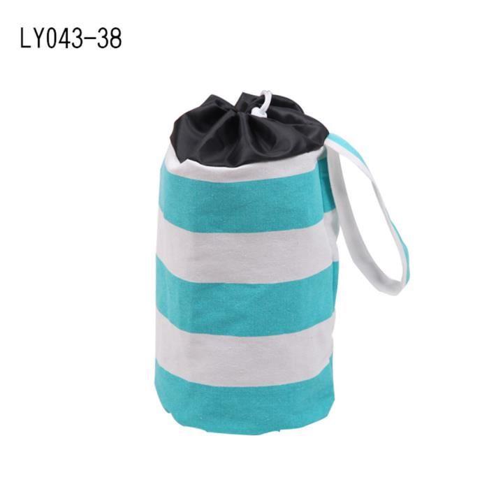 Le sac de stockage de grande capacité joue l'économie de l'espace de stockage empêchent les marchandises de glisser LZM90530233H_Occ