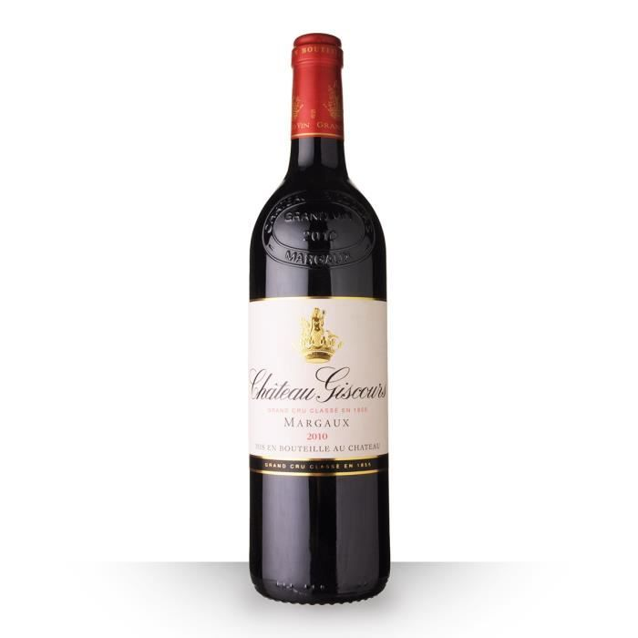 Château Giscours 2010 Rouge 75cl AOC Margaux - Vin Rouge
