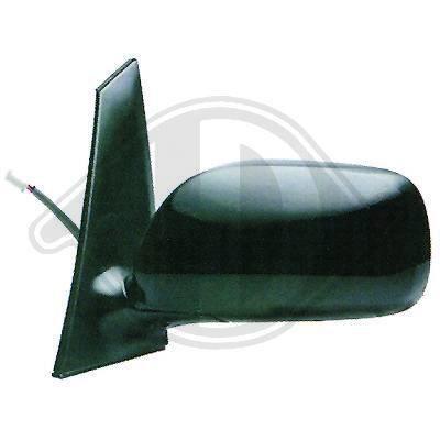 6635225 Retroviseur gauche ( cote conducteur) pour TOYOTA Prius de 2004 a 2009 Look origine