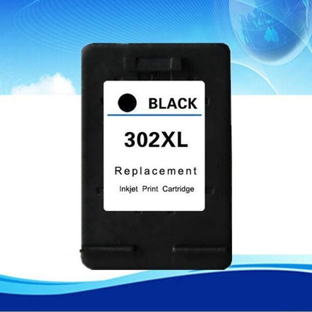 Cartouche compatible HP 302XL noir pour HP Envy 4522