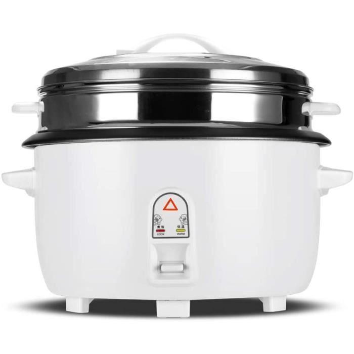 CUISEUR A RIZ ur agrave riz Cuiseur de riz de 10L 220V multifonctionnel Commercial Marine Marine cuiseur de riz de grande capaci77