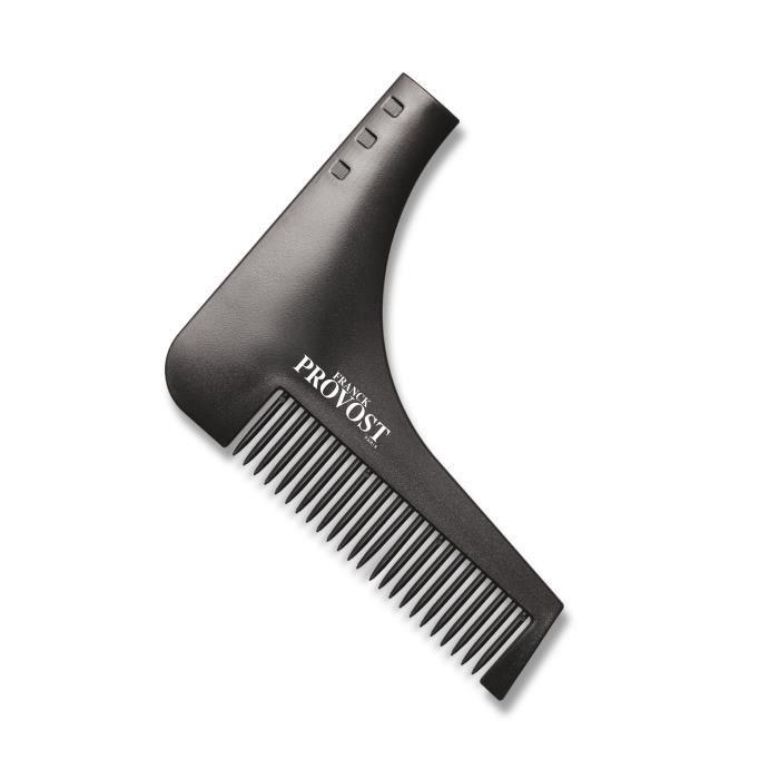 FRANCK PROVOST - Peigne sculptant barbe idéal pour parfaire les lignes de coupe
