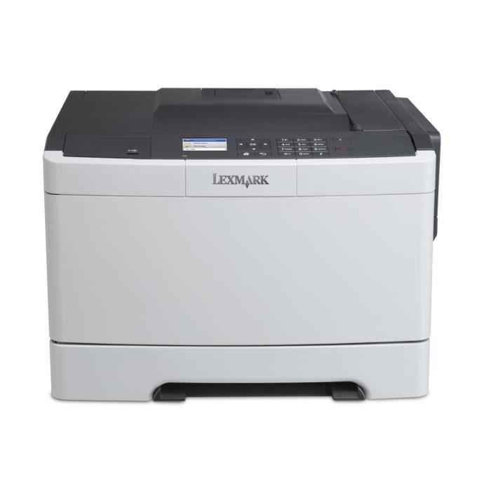 Lexmark Imprimante Laser Cs417dn couleur recto verso 30ppm
