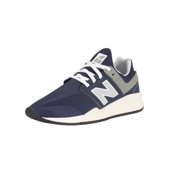 NEW BALANCE Baskets 247 V2 Marine Mixte