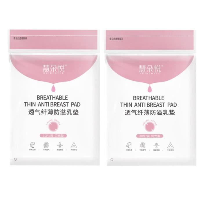 Coussin anti-sein jetable à 2 boîtes pour maman à domicile BARRE POUR TRACTION - DIP STATION