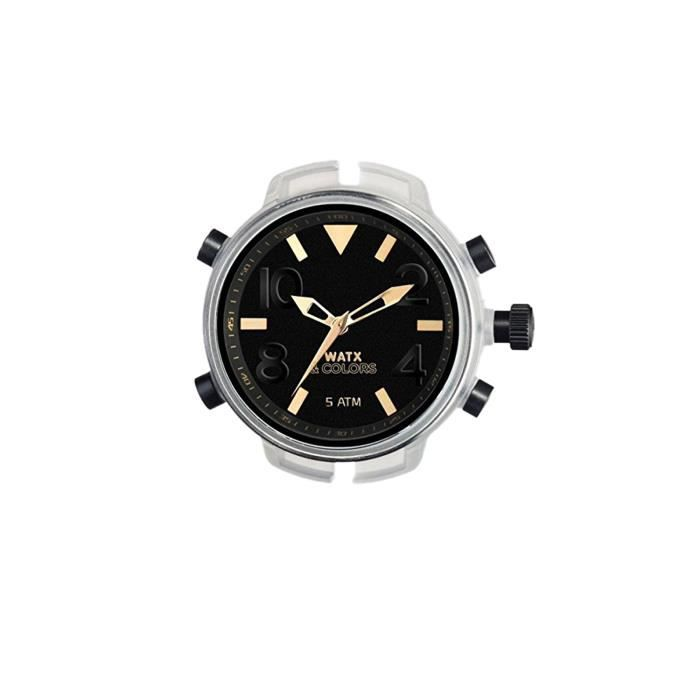 Montre homme WATX&COLORS XXL ANALOGIC RWA3783. Fas