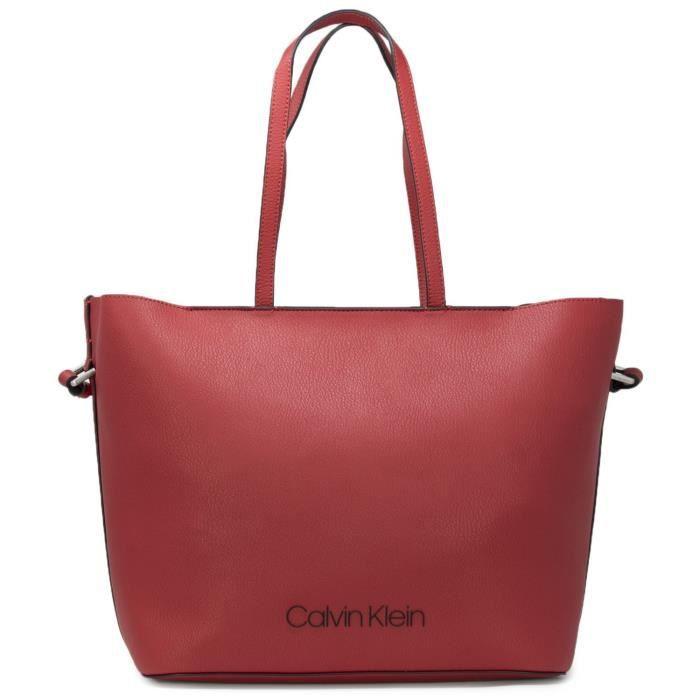 SAC À MAIN Calvin Klein Femmes Pop Sac tactile Shopper 35 cm