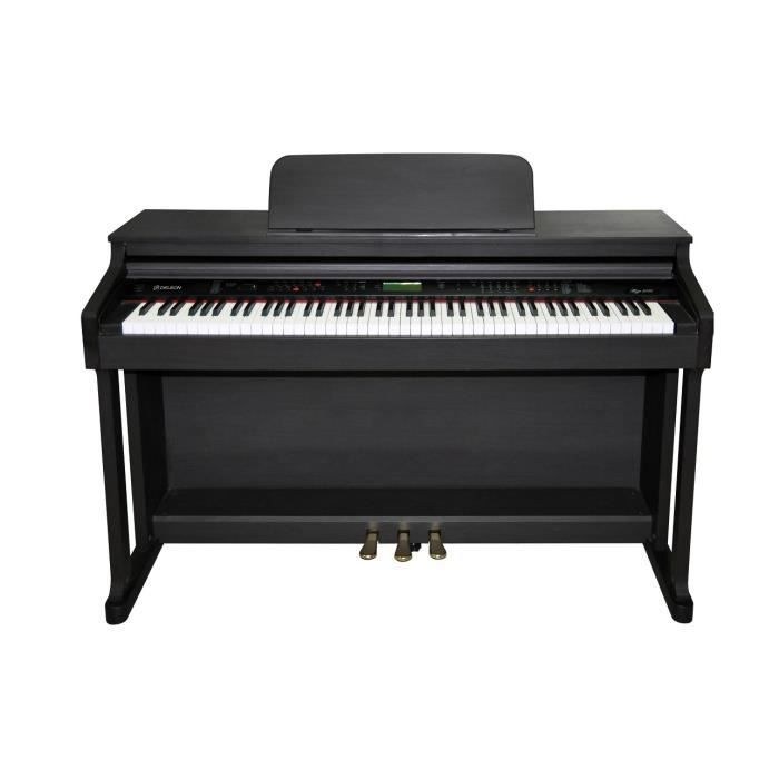 delson piano meuble allegro plus rosewood 8866 pas cher achat vente piano cdiscount. Black Bedroom Furniture Sets. Home Design Ideas