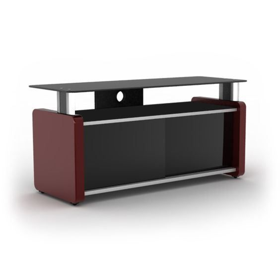 elmob bordeaux meuble home cinema cran plat achat vente meuble tv meuble home cinema. Black Bedroom Furniture Sets. Home Design Ideas