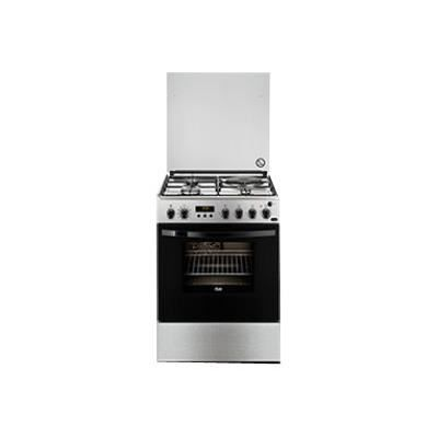 Faure fcm6560pxa 03 cuisini re mixte achat vente for Four pyrolyse ou catalyse