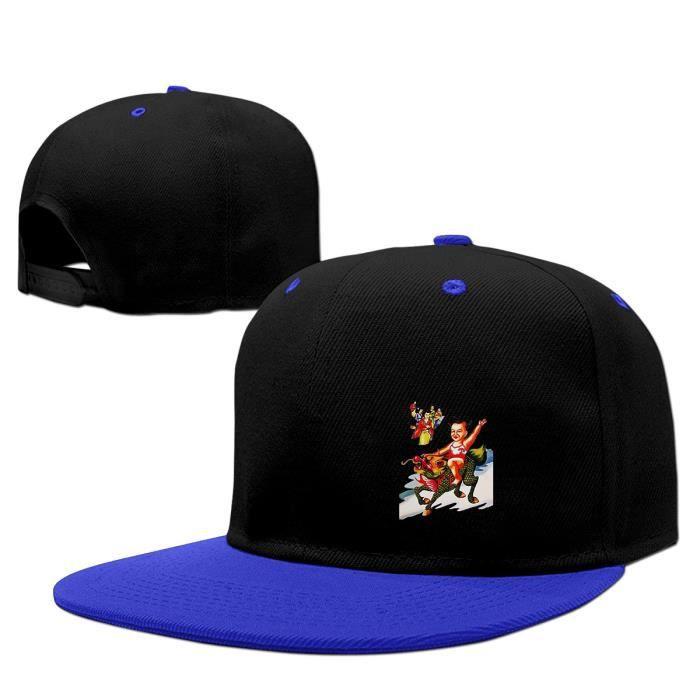 Fashion Bruce Lee Unisexe Coton Cap Casquette de baseball sports Chapeaux Noir