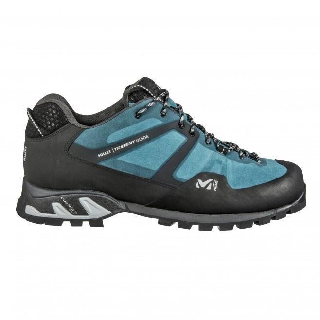 Millet Homme Friction Chaussures de marche non imperméable à lacets Vibram Confort