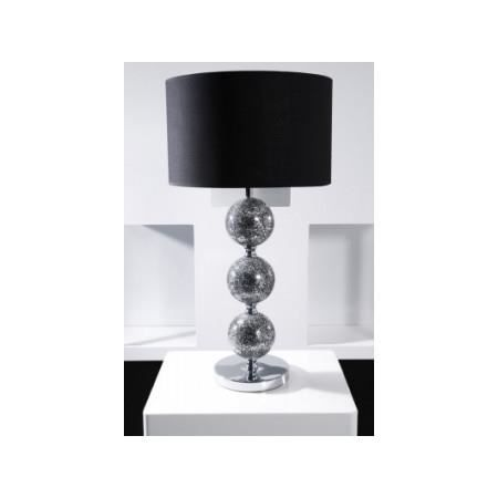 lampe poser design jasmine noir achat vente lampe. Black Bedroom Furniture Sets. Home Design Ideas