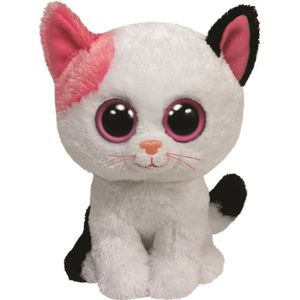 PELUCHE TY - BEANIE BOO'S Peluche Muffin Chat 23cm