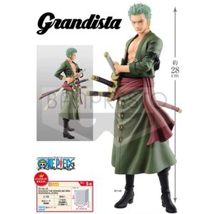 FIGURINE - PERSONNAGE Banpresto Grandista THE GRANDLINE MEN Figurine Ror