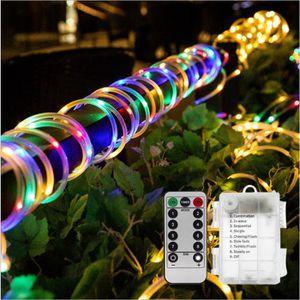 Smartfox 16 M DEL Tube lumineux tube lumineux pour extérieur intérieur vert