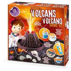 EXPÉRIENCE SCIENTIFIQUE BUKI La science des volcans