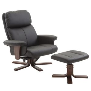FAUTEUIL Fauteuil relax style contemporain grand confort in