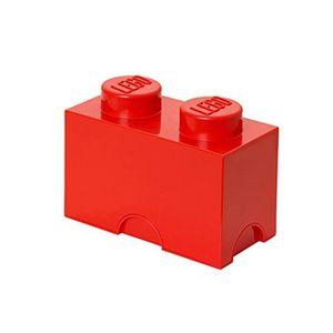 ASSEMBLAGE CONSTRUCTION Jeu D'Assemblage LEGO EBCT3 Brique 2 Boutons super