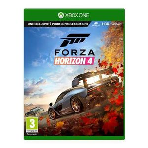 JEU XBOX ONE Forza Horizon 4 Jeu Xbox One + 1 Porte Clé + 2 thu