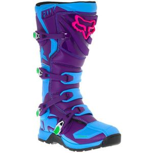 CHAUSSURE - BOTTE Bottes Motocross Fox Limited Edition Comp 5 Viciou