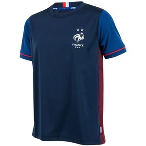 MAILLOT DE FOOTBALL Maillot FFF - 2 étoiles - Collection officielle Eq