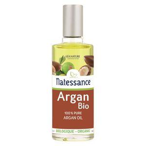 HYDRATANT CORPS NATESSANCE Huile d'argan Bio - 50 ml - 100% pure -