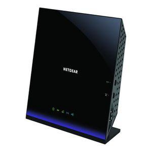 MODEM - ROUTEUR NETGEAR D6400-100PES Modem Routeur Wifi AC ADSL2+/