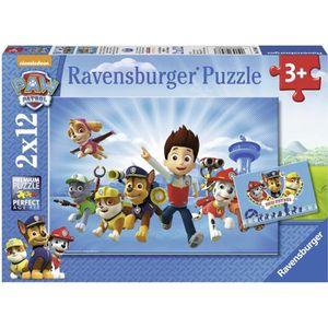 PUZZLE PAT'PATROUILLE Puzzle Ryder 2x12 pcs