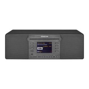 RADIO CD CASSETTE SANGEAN DDR66BT Radio internet Revery - Noir