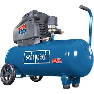 COMPRESSEUR SCHEPPACH Compresseur HC105DC - 230 V 50 Hz - 100L