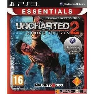JEU PS3 Uncharted 2 : Among Thieves (ESSENTIALS)