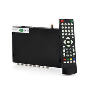 RÉCEPTEUR - DÉCODEUR   récepteur numérique TNT Voiture   - MPEG 2-4, s…