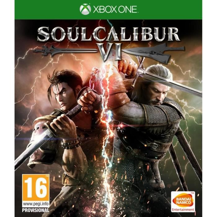 JEU XBOX ONE SoulCalibur VI Jeu Xbox One